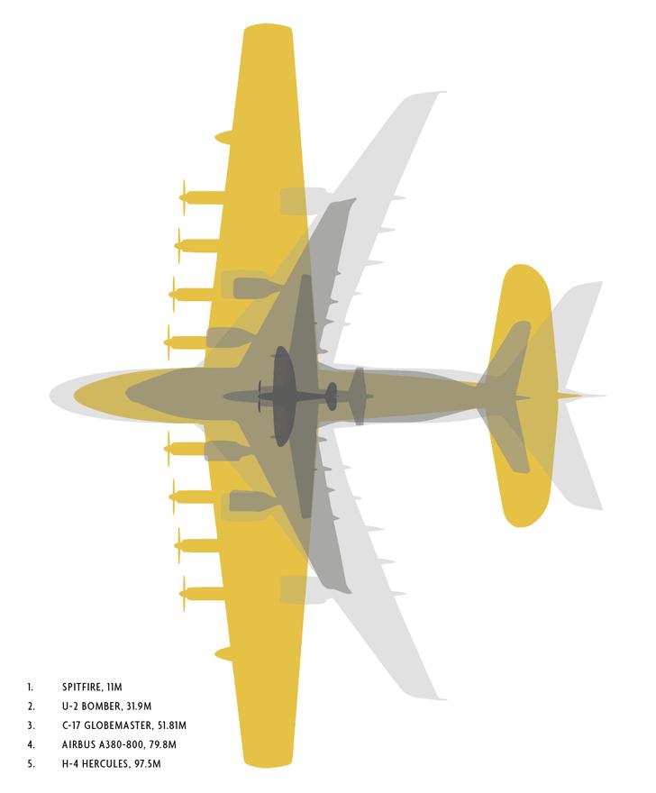 Фото №2 - 26 секунд, которые потрясли мир: история самого большого самолета-амфибии