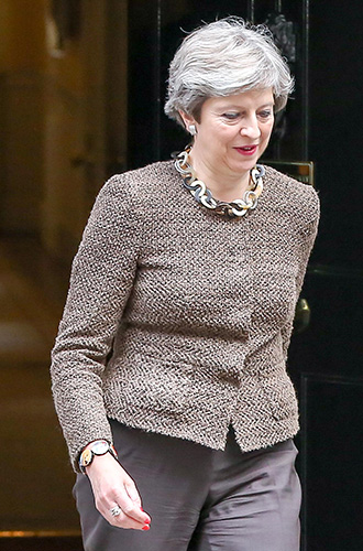 Фото №3 - Тереза Мэй: модная дипломатия и уникальный стиль главы Великобритании