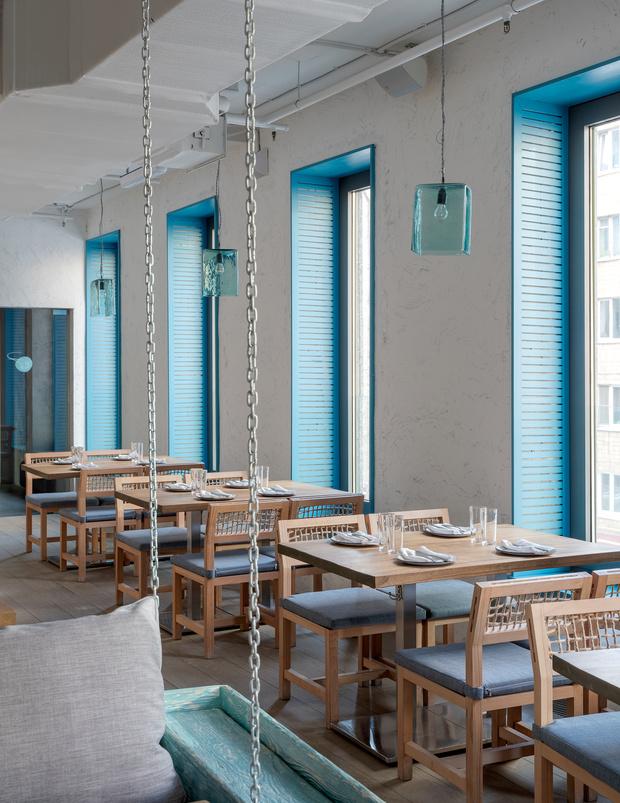 Фото №10 - Ресторан «Морская» в Москве