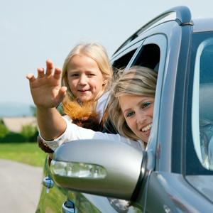 Фото №1 - 5 удивительных фактов о безопасности детей в автомобилях