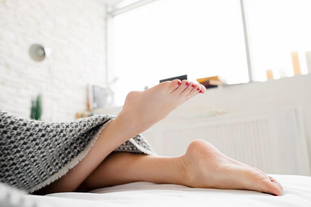грибок ногтя, симптомы, признаки