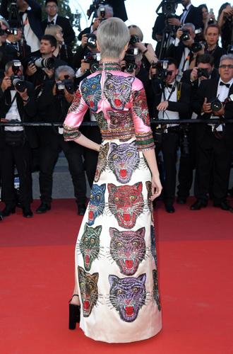 Фото №31 - Модные Канны-2017: Айшвария Рай, Рианна и другие красавицы вечера премьер 19 мая