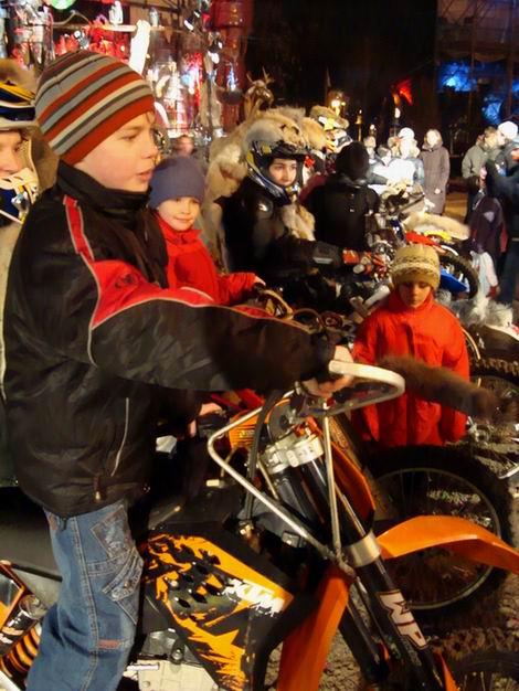 Фото №1 - Старый Новый год для детей из Московской школы-интерната № 55!