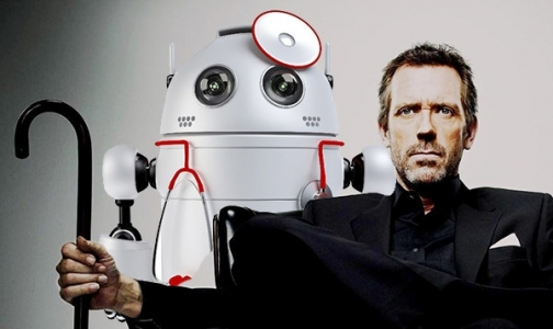 Фото №1 - Робот сказал: «В морг», значит - в морг