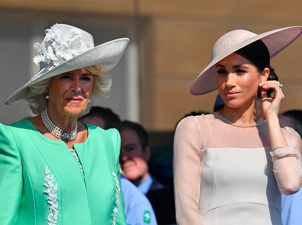 Фото №9 - Насколько герцогиня Меган уже сблизилась с королевской семьей