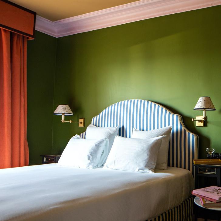 Фото №16 - Отель в Париже по дизайну Люка Эдварда Холла