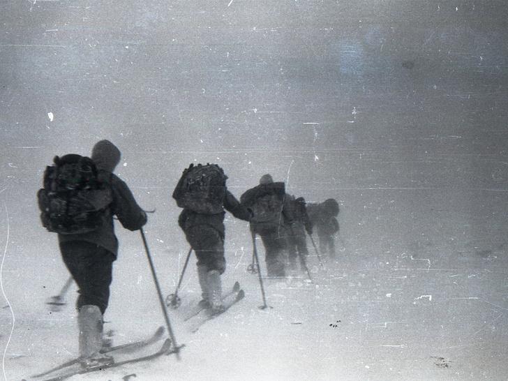 Фото №1 - Тайна перевала Дятлова: что на самом деле случилось с погибшими туристами