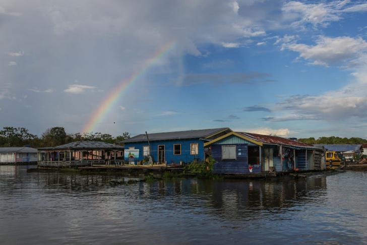 Фото №3 - Венеция Амазонии: потерянный «плавучий город» Манауса