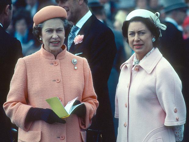 Фото №2 - Стоп-слово: что принцесса Маргарет запрещала говорить в ее присутствии