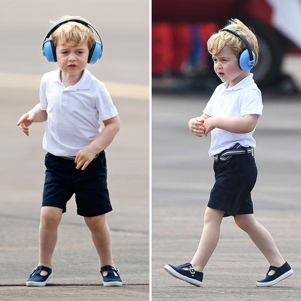 Фото №19 - Кризис трех лет по-королевски: принц Джордж показал характер