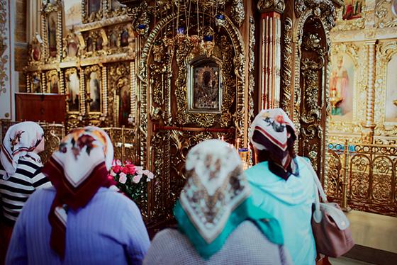 Фото №10 - Бог с ними: репортаж из православного монастыря