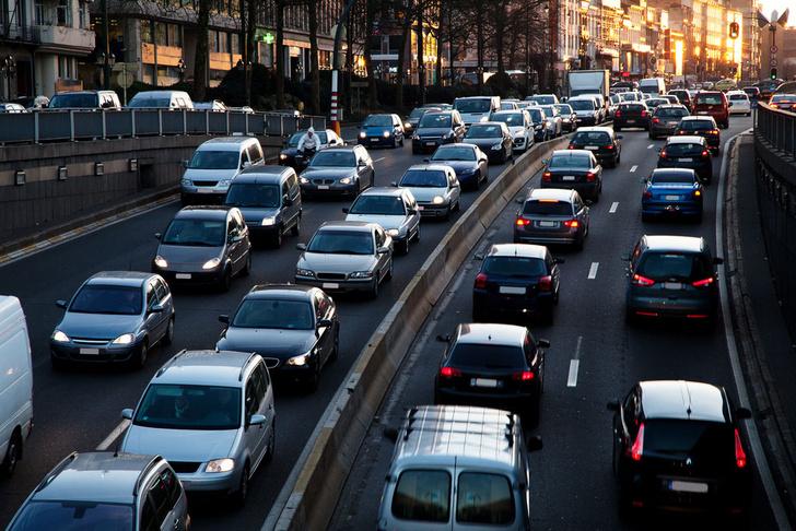 Фото №1 - Дорожный шум увеличивает риск сердечного приступа