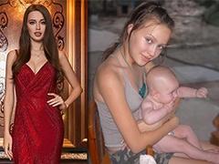 Костенко показала фото, на котором ей 15 лет и она выглядит как юная топ-модель