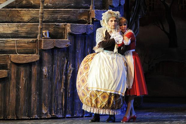Фото №3 - Детский музыкальный театр имени Наталии Сац открыл юбилейный сезон