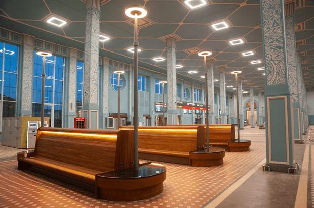 Фото №3 - Завершилась реконструкция вокзала в Иванове