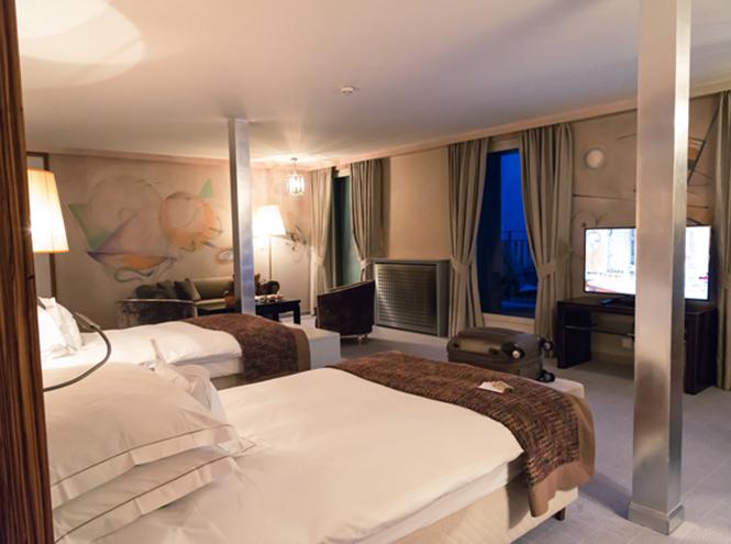 Фото №3 - Carlton Hotel St. Moritz предлагает номера для любителей искусства