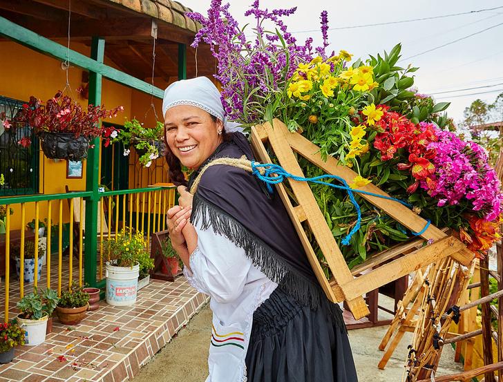 Фото №1 - Любовь или песо: 8 удивительных фактов о колумбийцах