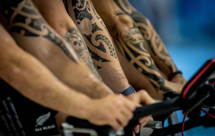 Фото №1 - Названа опасность татуировок