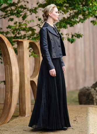 Фото №8 - С чем носить юбки макси: 7 универсальных сочетаний на любой случай