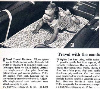 Фото №3 - Поедем, малютка, кататься: первой автолюльке для новорожденных 30 лет
