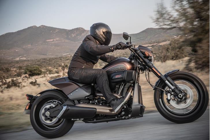 Фото №3 - 5 мифов о харлее: тест-райд Harley-Davidson FXDR