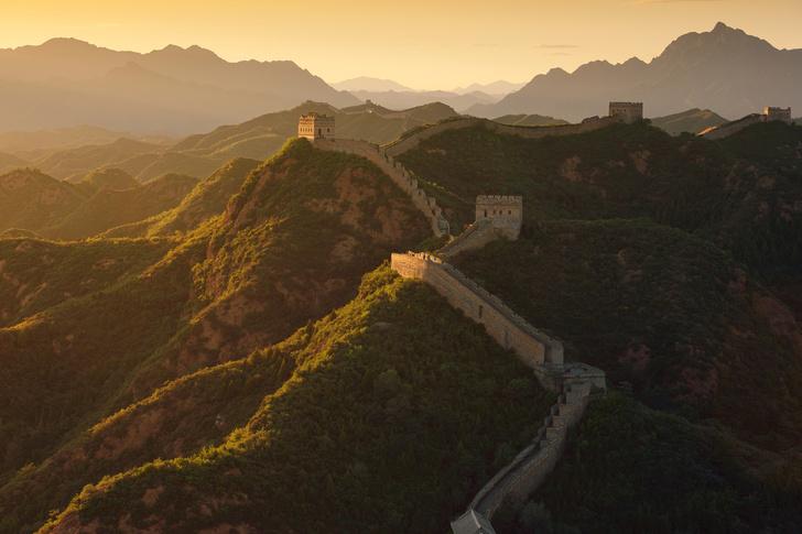 Фото №1 - В Китае появилась вторая Великая стена