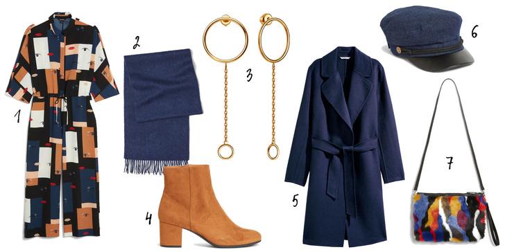 Фото №3 - Тепло и стильно: как подобрать украшения к зимней одежде