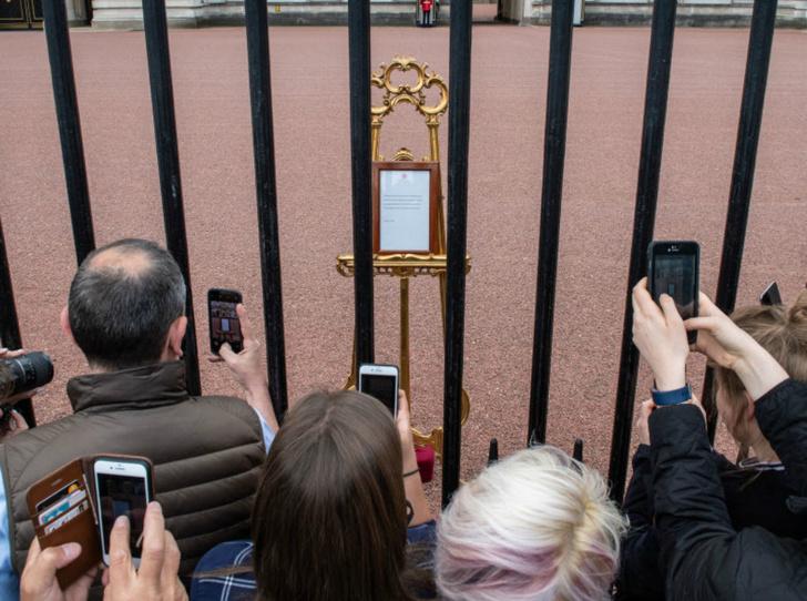 Фото №3 - Как служба королевской безопасности защищает Арчи Сассекского