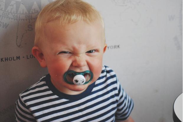 Малышу не любит маму, что делать