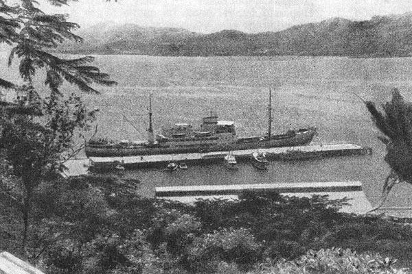 Фото №1 - Рабаул — Порт-Морсби