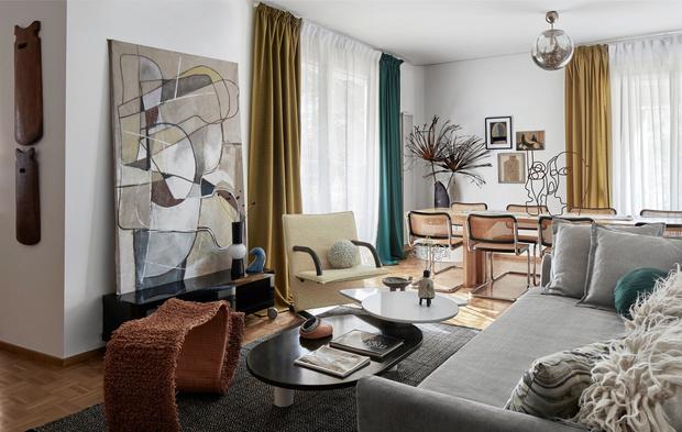 Фото №4 - Дизайн съемной квартиры в Лугано