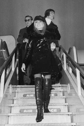Брижит Бардо, 1968 год