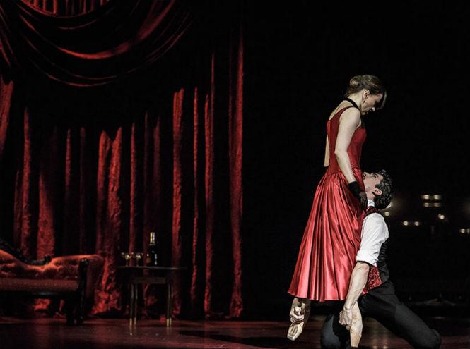 Фото №1 - Балет «Доктор Живаго» в исполнении Словенского Национального театра