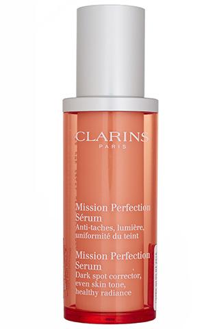 Clarins Осветляющая сыворотка Mission Perfection, 05