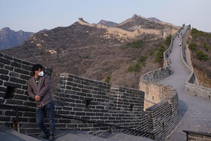 Фото №1 - Великая Китайская стена вновь открыта