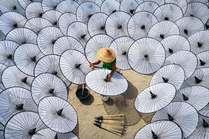 Фото №1 - Производство зонтиков