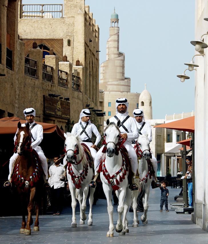 Фото №6 - Катар: настоящее будущее