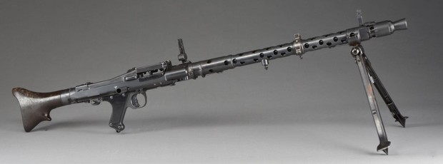 Фото №7 - 9 стволов, которые перевернули мир— главные вехи в истории стрелкового оружия