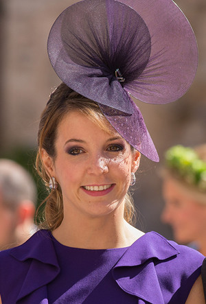 Фото №48 - 25 необычных шляп на королевских свадьбах