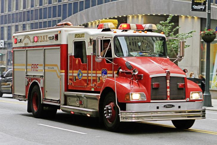 Фото №4 - Огненный тюнинг: как устроены американские пожарные машины
