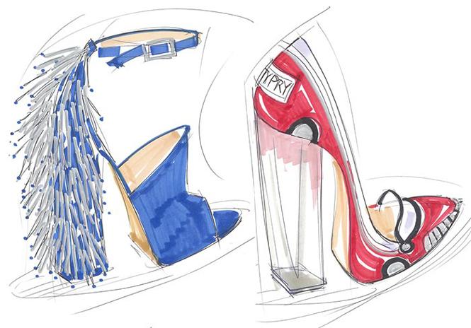 Фото №2 - Кэти Перри выпустит «доступную» коллекцию обуви