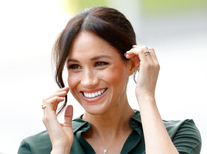 Фото №1 - Герцогиня Осознанность: какие эко-бренды носит Меган Маркл