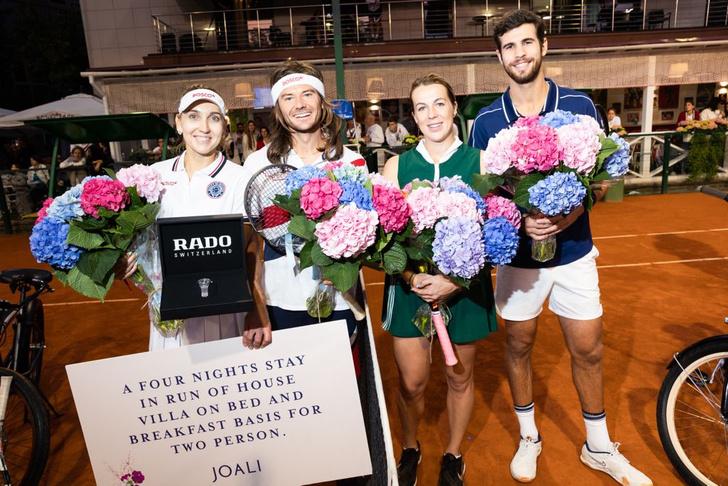 Фото №2 - Как прошел теннисный турнир Bosco Friends Open