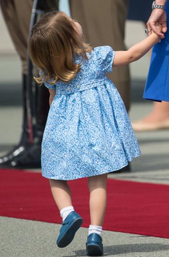 Фото №18 - Принцесса Шарлотта Кембриджская: третий год в фотографиях