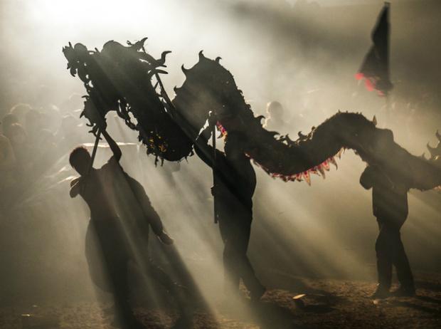 Фото №11 - Что такое китайский Новый год в Китае
