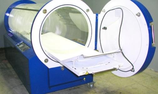 Фото №1 - В комздраве рассказали, как будет работать отделение баротерапии в 5-й детской больнице
