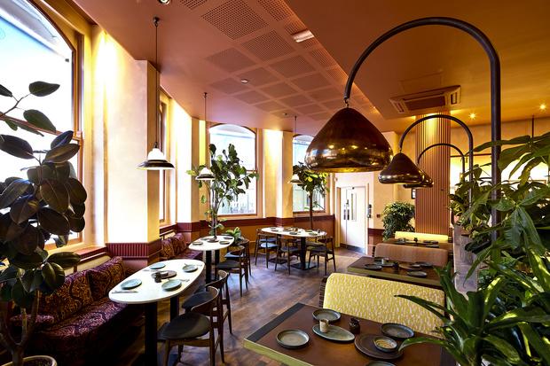 Фото №5 - Индийский ресторан Darjeeling Express в Лондоне