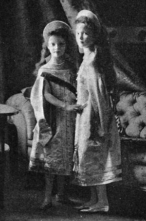 Фото №6 - Четыре сестры: какими были дочери последнего российского императора Николая II