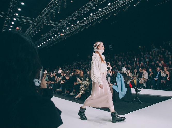 Фото №9 - Пятый день Mercedes-Benz Fashion Week Russia 2017
