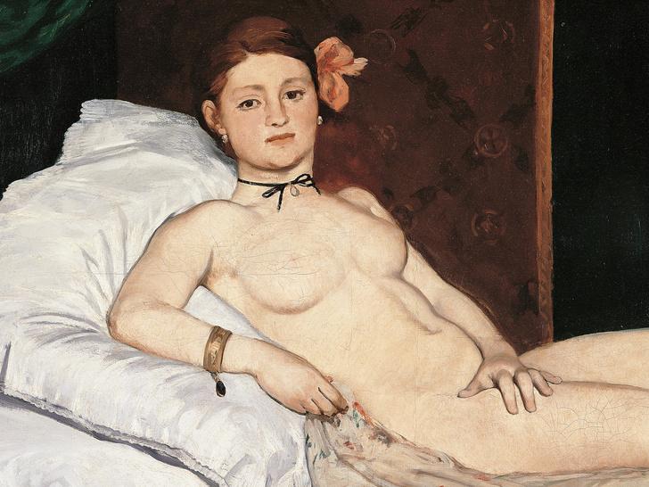 Фото №6 - Великолепная «Олимпия»: тайные смыслы и символы самой скандальной картины Эдуарда Мане